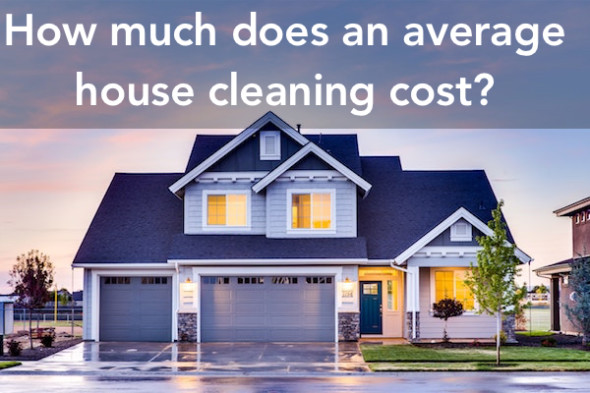 How much does an average house cleaning cost?